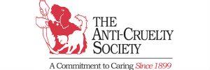 anti cruelty society logo