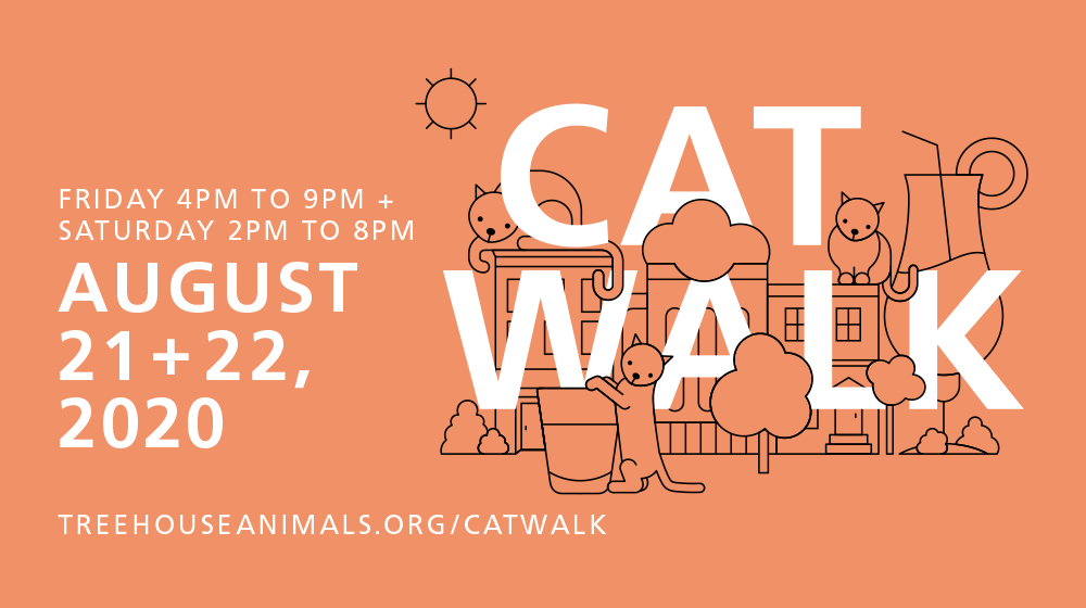 CAT WALK: We Changed the Date!