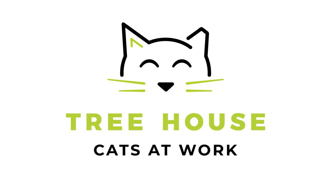 Tree House's Cats At Work